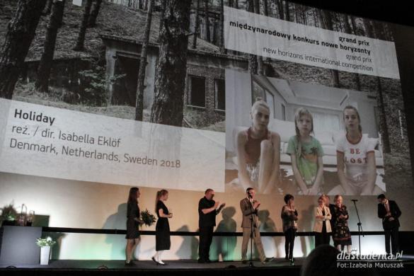 18. MFF Nowe Horyzonty: Gala wręczenia nagród festiwalowych