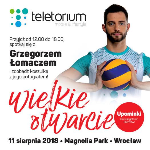 Grzegorz Łomacz - spotkanie z siatkarzem i trening