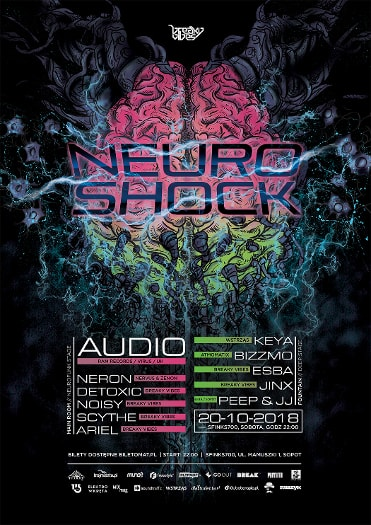 Neuroshock with Audio [RAM / UK]