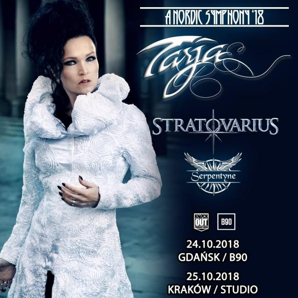 TARJA + STRATOVARIUS