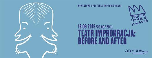Teatr Improwizacji IMPROKRACJA: Before and after