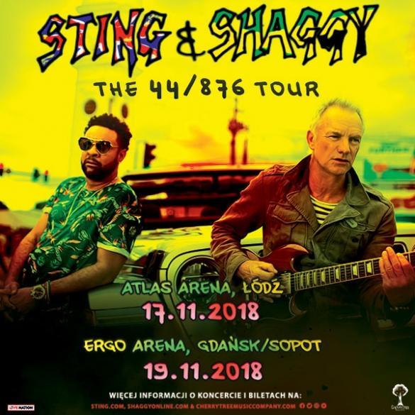 Sting i Shaggy