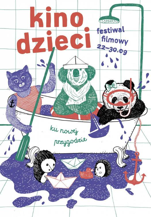 5. Festiwal Filmowy Kino Dzieci w Kinie Pod Baranami