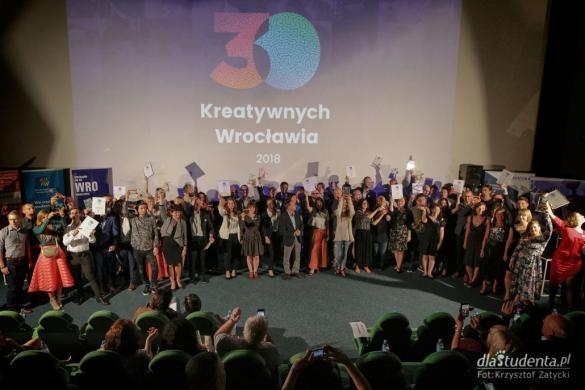 Gala: 30 Kreatywnych Wrocławia