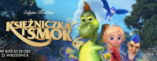 Pokazy przedpremierowe filmu Księżniczka i Smok