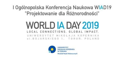 """I Ogólnopolska Konferencja Naukowa WIAD19 """"Projektowanie dla Różnorodności"""""""