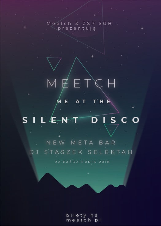Meetch me at the Silent Disco