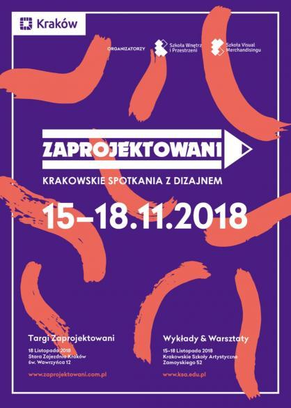Zaprojektowani - Krakowskie Spotkania z Dizajnem