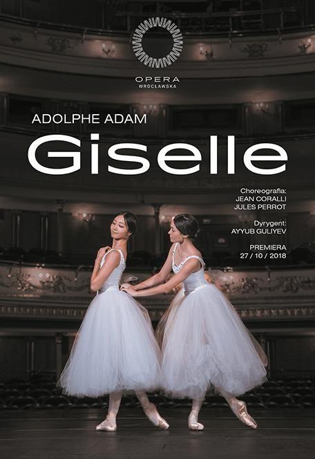 Opera Wrocławska: Giselle