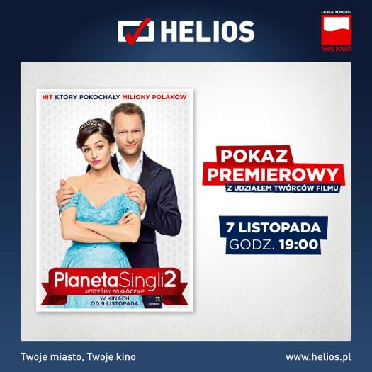 Planeta Singli 2 - premiera z udziałem twórców