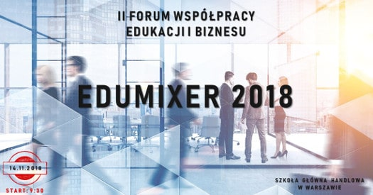 Konferencja Edumixer 2018