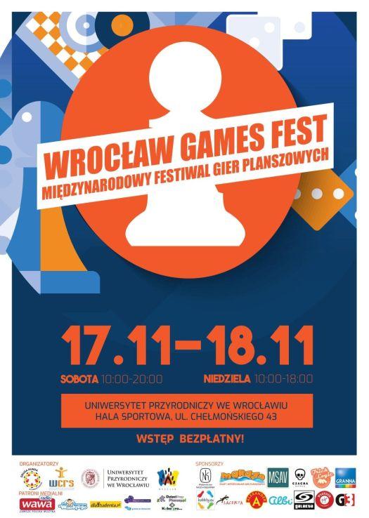 Wrocław Games Fest 2018