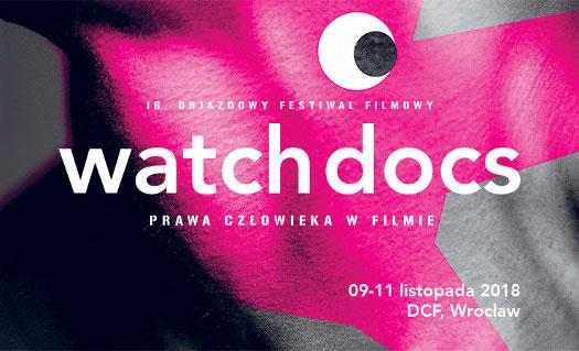 16. Objazdowy Festiwal Filmowy WATCH DOCS. Prawa Człowieka w Filmie