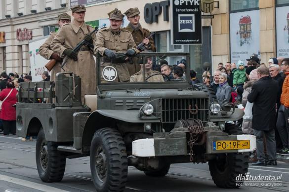 Obchody 11 Listopada w Poznaniu