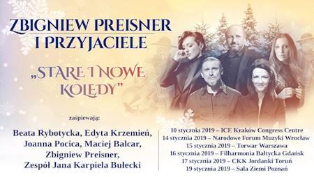 Zbigniew Preisner i Przyjaciele. Stare i nowe kolędy