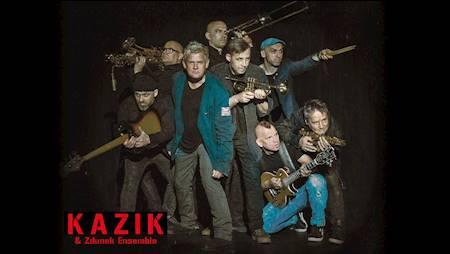 """Kazik + Zdunek Ensemble z płytą """"Warhead"""""""