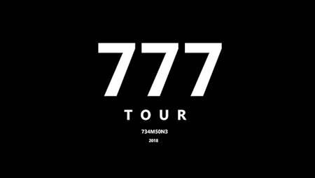 Zeamsone 777 tour