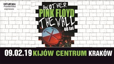 Another Pink Floyd - THE WALL 40 lat