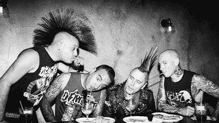 THE CASUALTIES (USA) + support