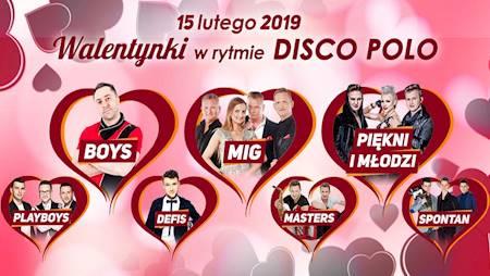Walentynki w rytmie DISCO POLO