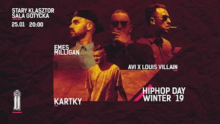 Hip Hop Day - Winter 2019