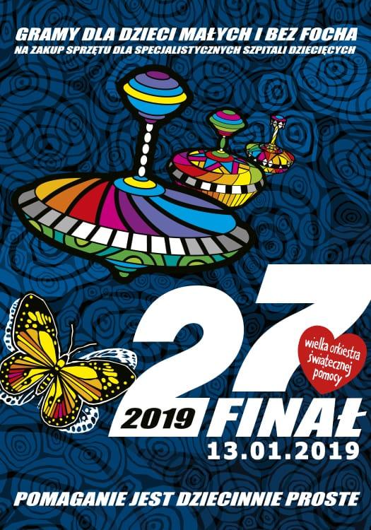 27. Finał WOŚP 2019 w Pacanowie - program
