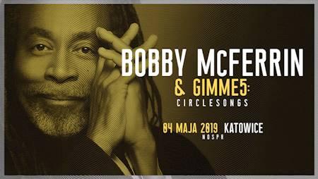 Bobby McFerrin & Gimme5: Circlesongs