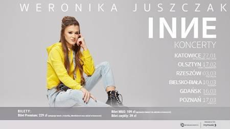 Weronika Juszczak INNE KONCERTY