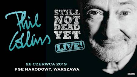 Phil Collins: Still Not Dead Yet Live