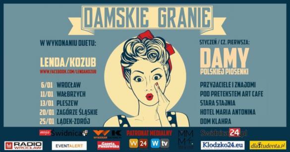 Damskie Granie (cz. 1)   Lenda / Kozub
