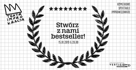 Teatr Improwizacji IMPROKRACJA: Bestseller