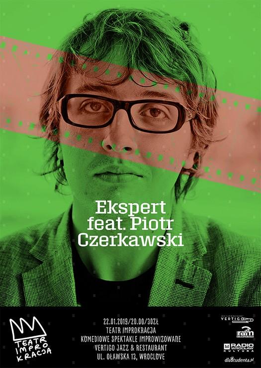 Teatr Improwizacji IMPROKRACJA: Ekspert feat. Piotr Czerkawski