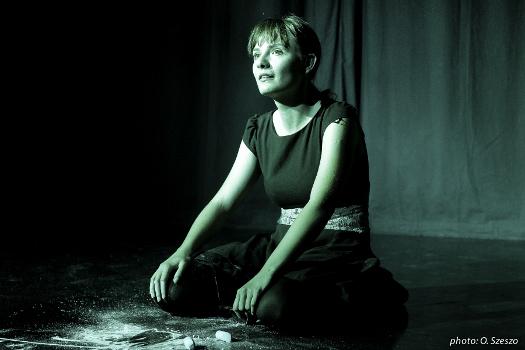 Ja, Mania - monodram Angeliki Sokólskiej