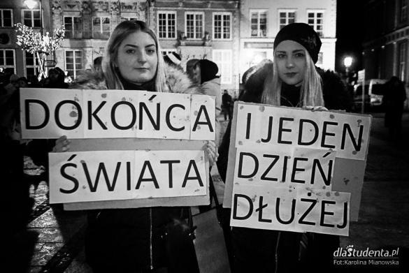 Światełko pamięci dla Pawła Adamowicza w Gdańsku