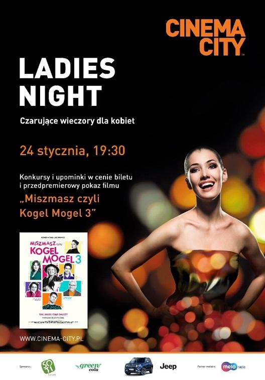 Ladies Night w Cinema City: Miszmasz czyli Kogel Mogel 3