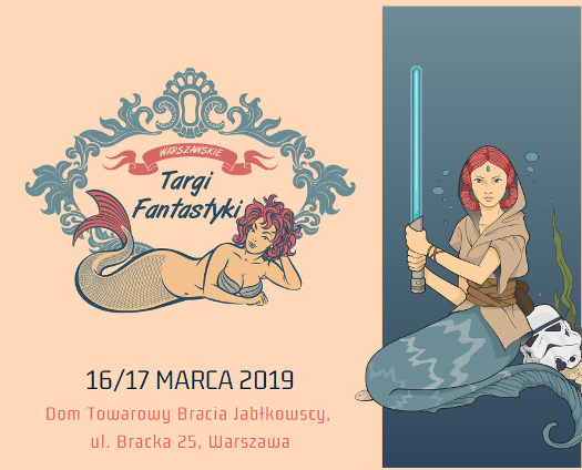 Warszawskie Targi Fantastyki 2019