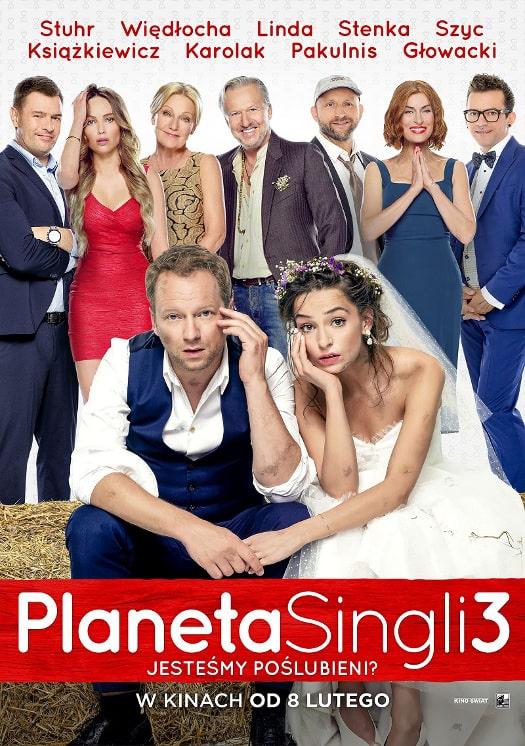 Planety Singli 3 - premiera z udziałem gwiazd