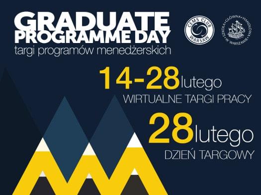 Graduate Programme Day