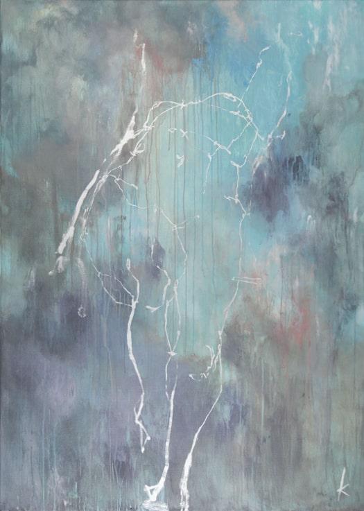 Malarstwo Lii Kimury i Denysa Molerio