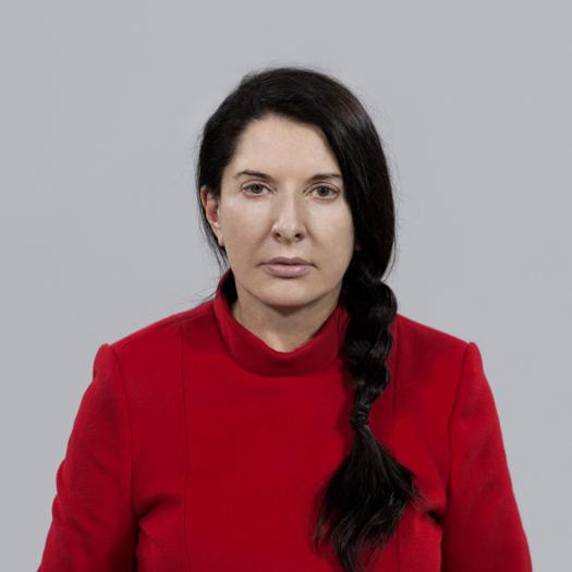 Marina Abramović - Do czysta / The Cleaner