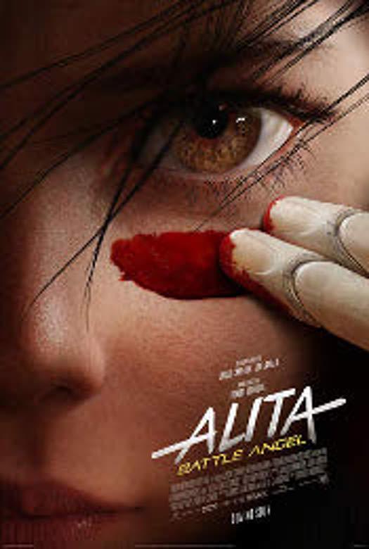 """Alita: Battle Angel"" 3D z ukraińskim dubbingiem"