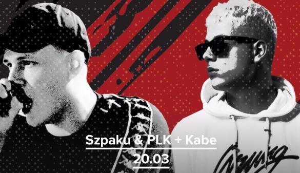 Szpaku & PLK + Kabe