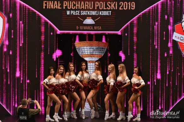 Puchar Polski 2019: Grot Budowlani Łódź - Chemik Police 0:3