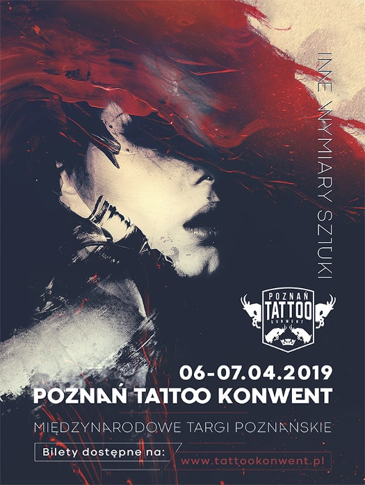 Tattoo Konwent Poznań 2019 - dzień1