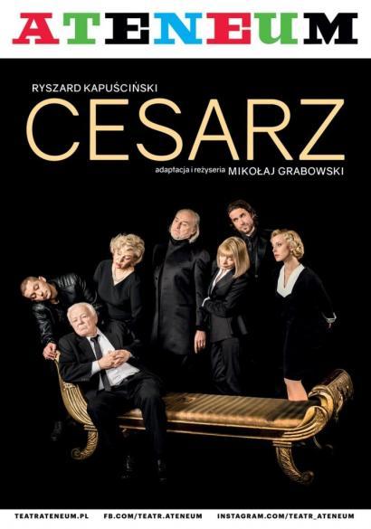 Cesarz - próba prasowa