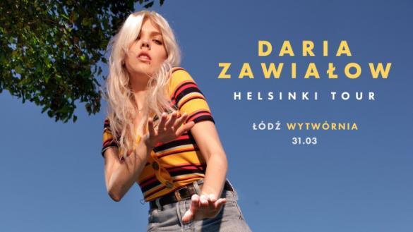 Daria Zawiałow + Atem
