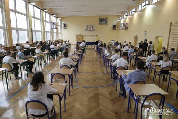 Egzamin gimazjalny we Wrocławiu