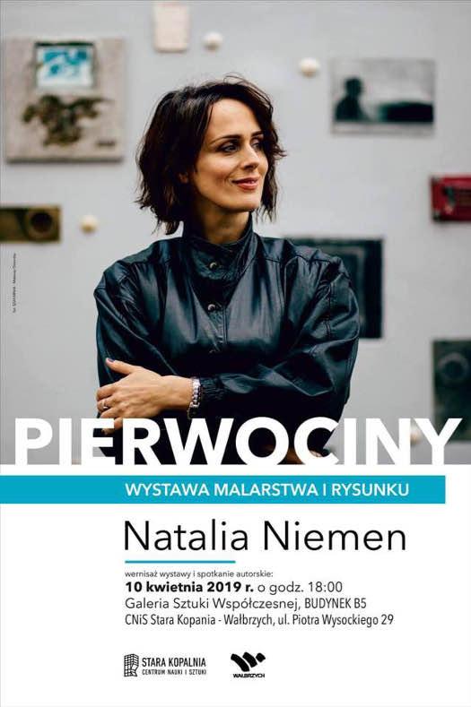 Pierwociny. Natalia Niemen