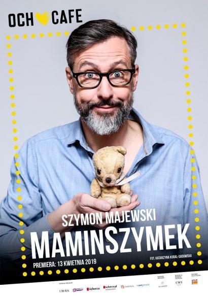 """""""MaminSzymek"""" Szymona Majewskiego - próba prasowa"""