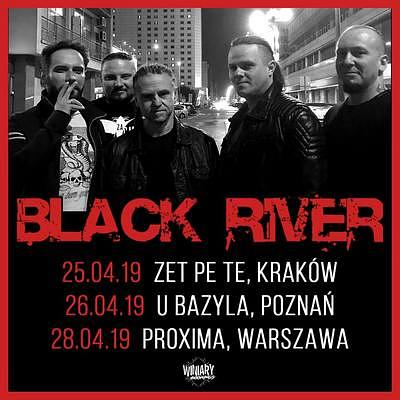 Black River + Carnal + Fiasko
